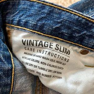 J. Crew Jeans - J. Crew Vintage Slim Jean